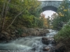 Duck Brook Bridge - HDR
