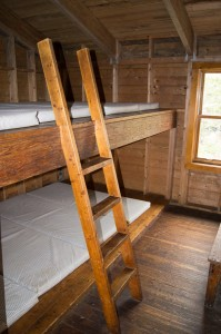 Crag Camp Bunk Room