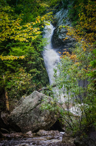 Dunn Notch Lower Falls 1