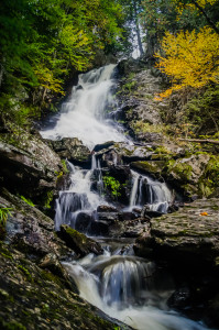 Dunn Notch Upper Falls