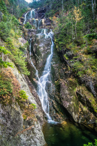 Ammonoosuc Waterfall 1