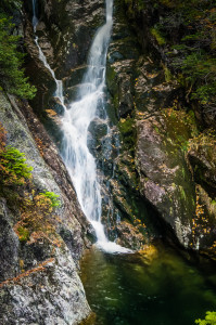 Ammonoosuc Waterfall 2