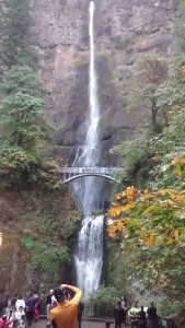 Multnomah Falls - Keith